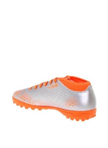 Puma Halı Saha Ayakkabısı Gri